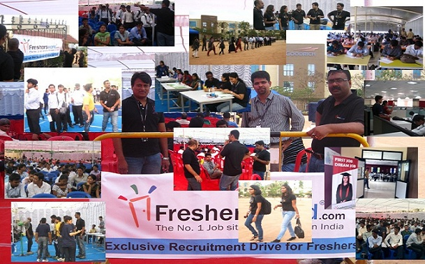 Goodrich Campus recruitment drive 2012