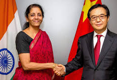 India wants China logo