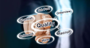 Quality in Hiring process