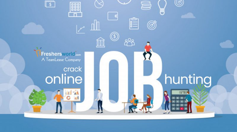 Online job searching tips