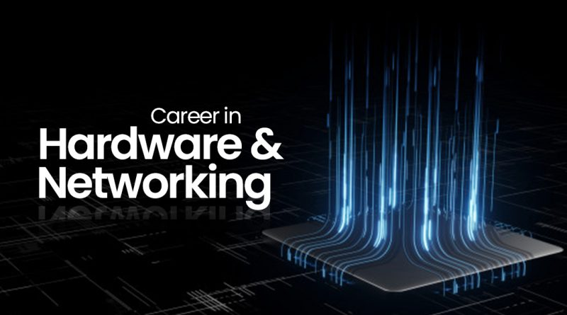 CAREERS IN HARDWARE & NETWORKING